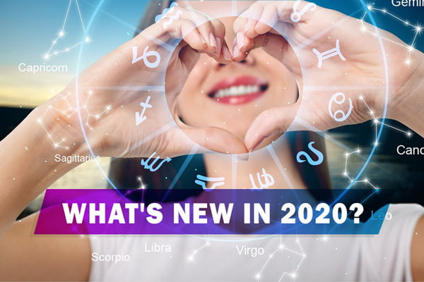 3 Zodiac Signs that Can Hope for the Best Luck in 2020